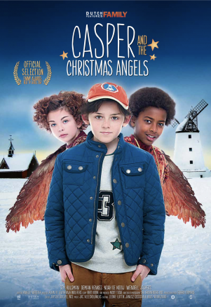 Casper and the Christmas Angels