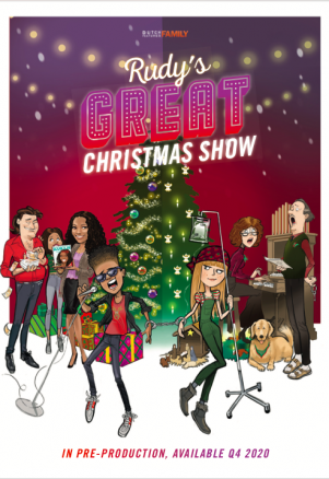 Rudy's Crazy Christmas Show (available end of 2020)
